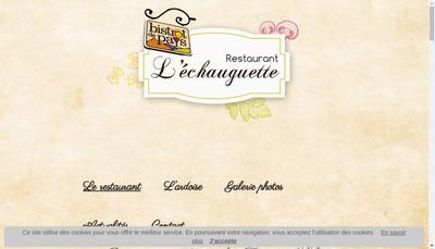 Site internet de L'Echauguette