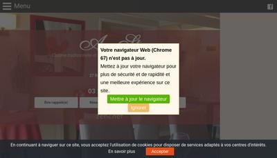 Site internet de SARL le Steger