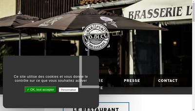 Site internet de LO Di Ce O Di Ce