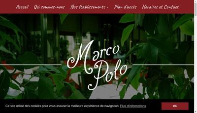 Site internet de Marco Polo