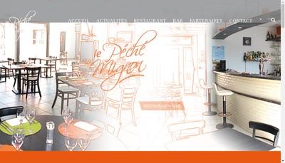Site internet de Le Peche Mignon