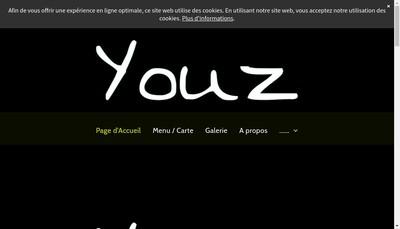 Site internet de Youz