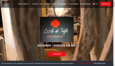 Site internet de L'As de Trefle