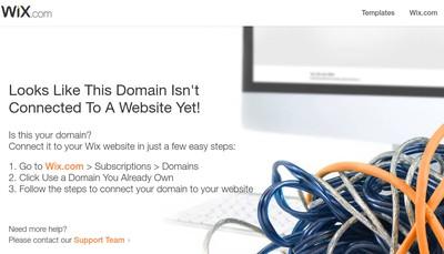 Site internet de Le Cloitre