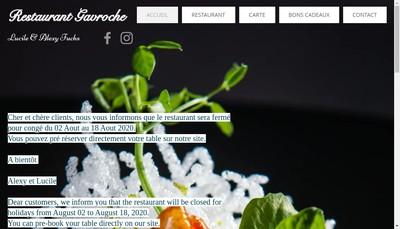 Site internet de Terroirs et Nature