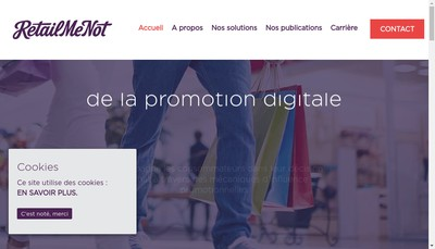 Site internet de Maxaff