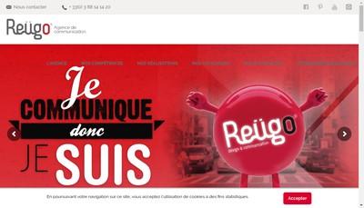 Site internet de Reugo