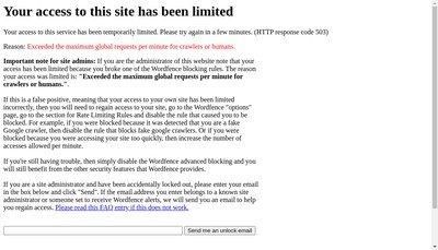 Site internet de Reussite Critique