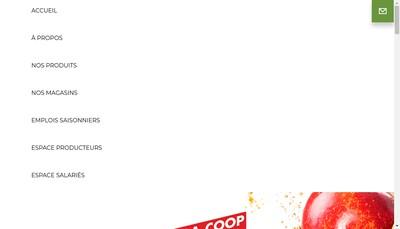 Site internet de Rhoda Coop