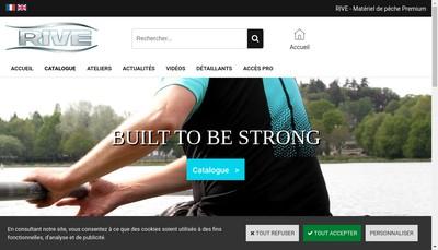 Site internet de Rive