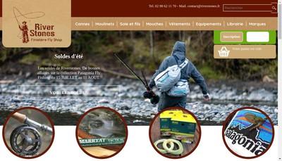 Site internet de River Stones