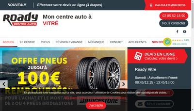 Site internet de Station Marche