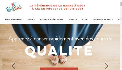 Site internet de Association Rock Caliente