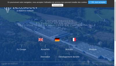Site internet de Rossmann
