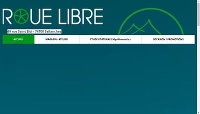 Site internet de Roue Libre