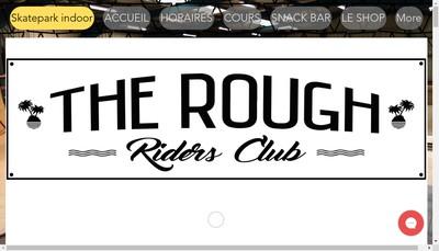 Site internet de The Rough