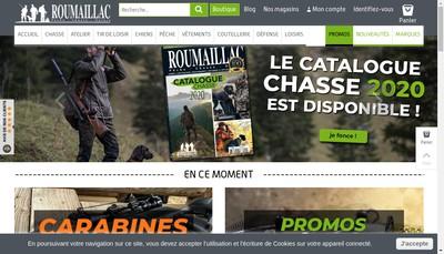 Site internet de Roumaillac