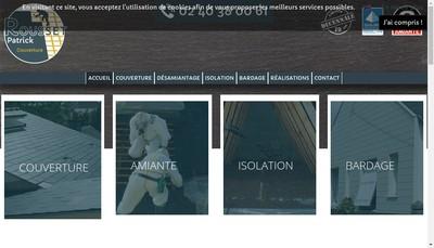 Site internet de Rousset Patrick