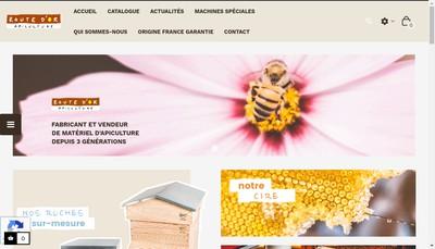Site internet de Route d'Or