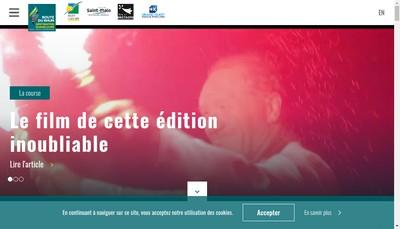 Site internet de La Route du Rhum Ii