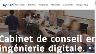 Site internet de Rs2I