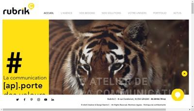 Site internet de Imprim'Services