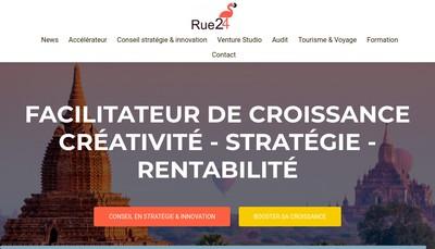 Site internet de Rue24