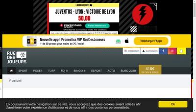 Site internet de Ludio Media