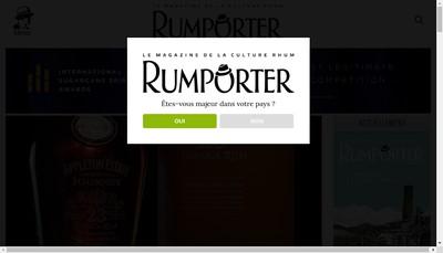 Site internet de Rumporter