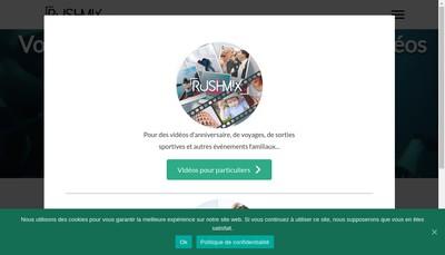 Site internet de Rushmix