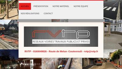 Site internet de RVTP