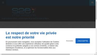 Site internet de Imprimerie Lepagnez