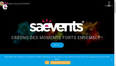 Site internet de Seminaire Affaires - Soiree After - Sport Aventure