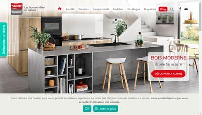 Site internet de Acb Concept