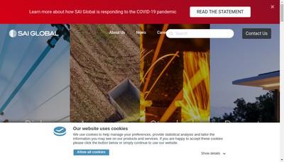 Site internet de Efsis