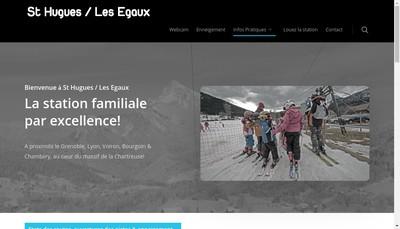 Site internet de Les Egaux