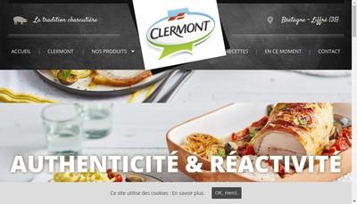 Site internet de Etablissements Clermont