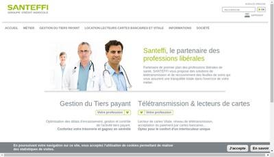 Site internet de Santeffi