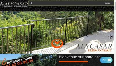 Site internet de Alycasar