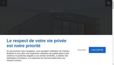 Site internet de Etablissements Beaubois