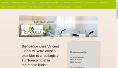 Site internet de Flahauw Raviart