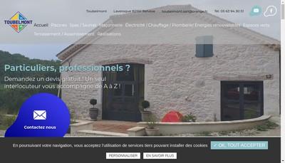 Site internet de Toubelmont