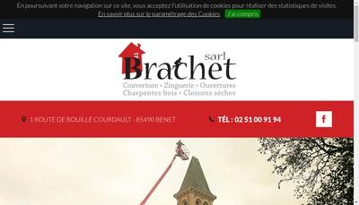 Site internet de Brachet