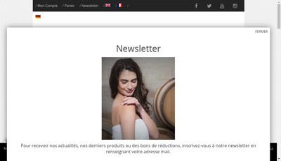 Site internet de Sarmance
