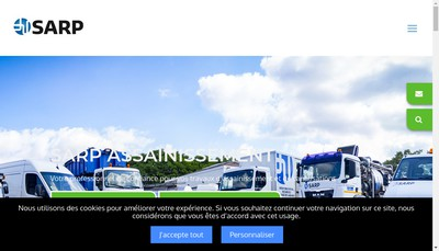 Site internet de Onyx Sud Est