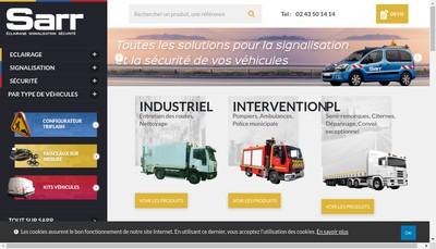 Site internet de Ics
