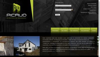 Site internet de Presqu'Ile Prefa