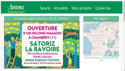 Site internet de Satoriz Saint Martin D 'Heres