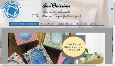 Site internet de Sav'Onissime