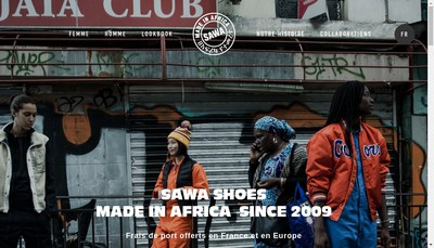 Site internet de Sawa